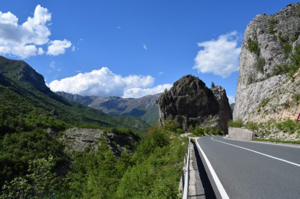 Road Mostar - Konjic